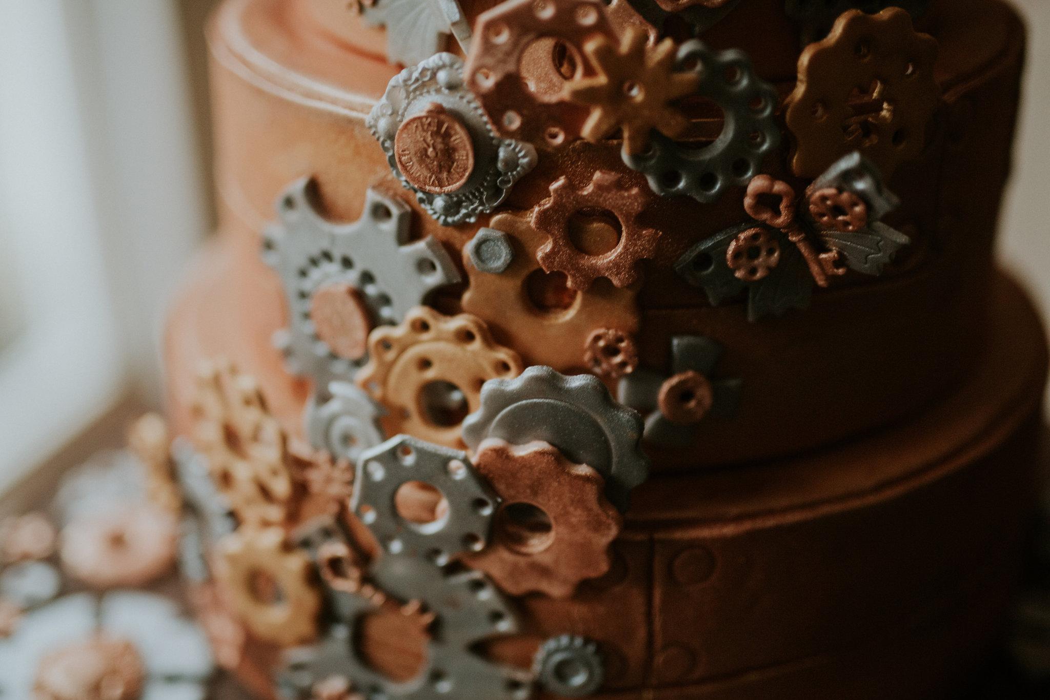 Steampunk Hochzeit
