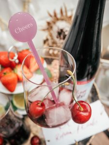Hier und Jetzt Wein Cocktails